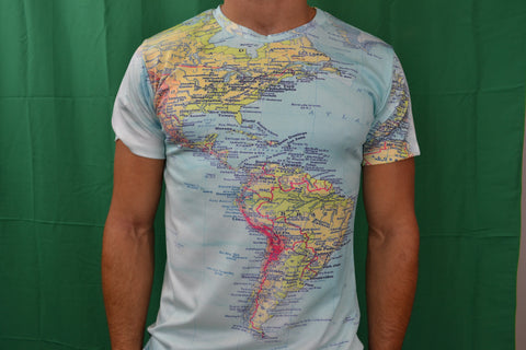 The Americas Tee