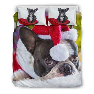 I LOVE FRENCHIE BEDDING SET