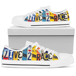 Live 2 Race Low Top Shoes