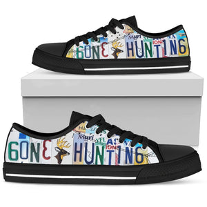 Gone Hunting Low Top Shoes
