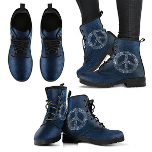 Leather Peace Handcrafted Boots