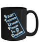 15oz BLACK MUG *SMART TALENTED UNIQUE PERSON IN DEMAND*