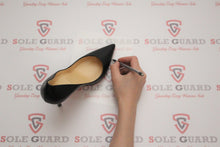 Sole guard protect to protect the soles of designer shoes