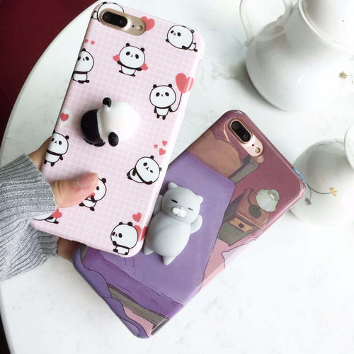 FREE Cat & Seal iPhone Cases!