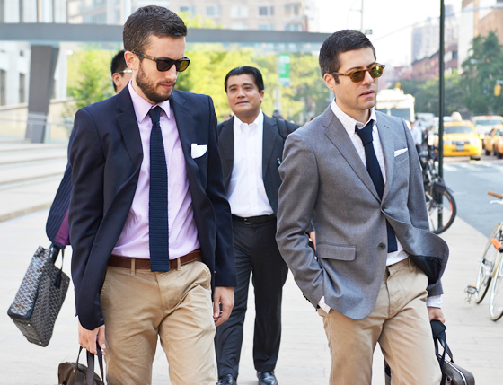 Sport Coats, Blazers & Suit Jackets. What's The Difference?