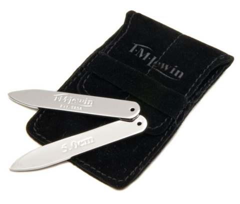 metal collar stays from TM Lewin