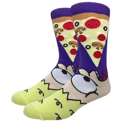 Pizza Dude (Purple)