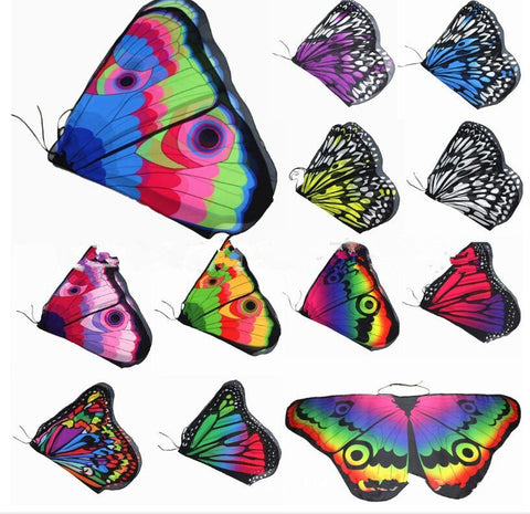 Rainbow Butterfly Kids