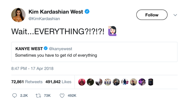 kim-kardashian-response-to-kanye-west-sometimes-you-have-to-get-rid-of-everything-Wait-EVERYTHING?!?!?!