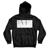 Ashanti hey yall what do you think about facebook black tweet hoodie