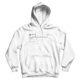 Ashanti hey yall what do you think about facebook white tweet hoodie