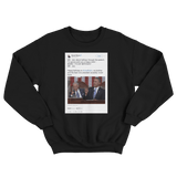 Barack Obama wishes interrupting Joe Biden happy birthday black tweet sweater