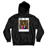Barack Obama Merry Christmas tweet on a black hoodie from Tee Tweets