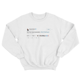 Barack Obama still first black president I am the dream white tweet sweater