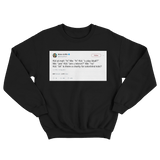 Blake Griffin is there a charity for colorblind kids black tweet sweater