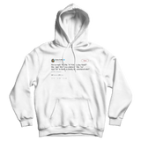 Blake Griffin is there a charity for colorblind kids white tweet hoodie
