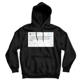 Donald Trump won the popular vote if you deduct the millions of people who voted illegally black tweet hoodie