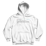 Ellen DeGeneres happy 4th of July white tweet hoodie