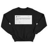 Greg OLear someone teach Trump how to pronounce Niger black tweet sweater