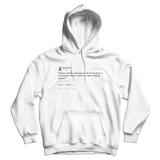 Greg OLear someone teach Trump how to pronounce Niger white tweet hoodie