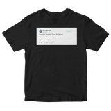 Gucci Mane the sun is out time to stunt tweet on a black t-shirt from Tee Tweets