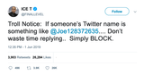 "Ice T - ""Troll Notice"""