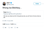 Ice T tells fan he got the wrong Ice tweet from Tee Tweets