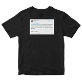 Kevin Durant Amber Rose got the meanest bald head tweet on a black t-shirt from Tee Tweets