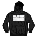 Kevin Durant played HORSE for girl in high school tweet on a black hoodie from Tee Tweets