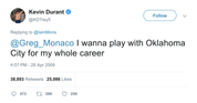 Kevin-Durant-i-wanna-play-with-Oklahoma-City-for-my-whole-career-tweet-tee-tweets