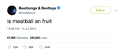 Post-Malone-is-meatball-an-fruit-tweet-tee-tweets