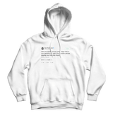 Tyler The Creator take the streets home with your favorite music tweet white hoodie from Tee Tweets