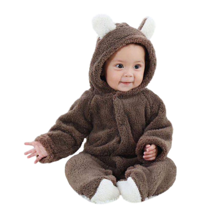 480d171248d Fuzzy Wuzzy Rompers – Jimmie Jammies
