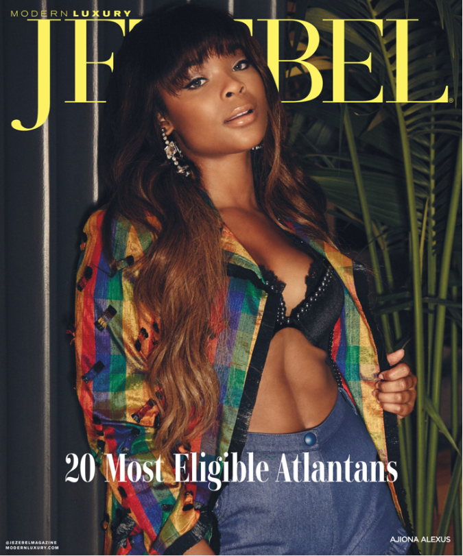 We're in the August 2018 Issue of Jezebel Magazine!