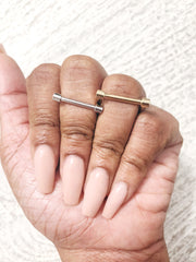 The Bar Ring on models closed hand