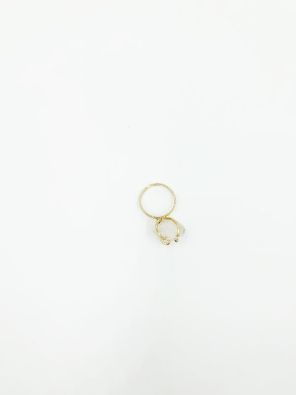 Gem Stone Cocktail Ring