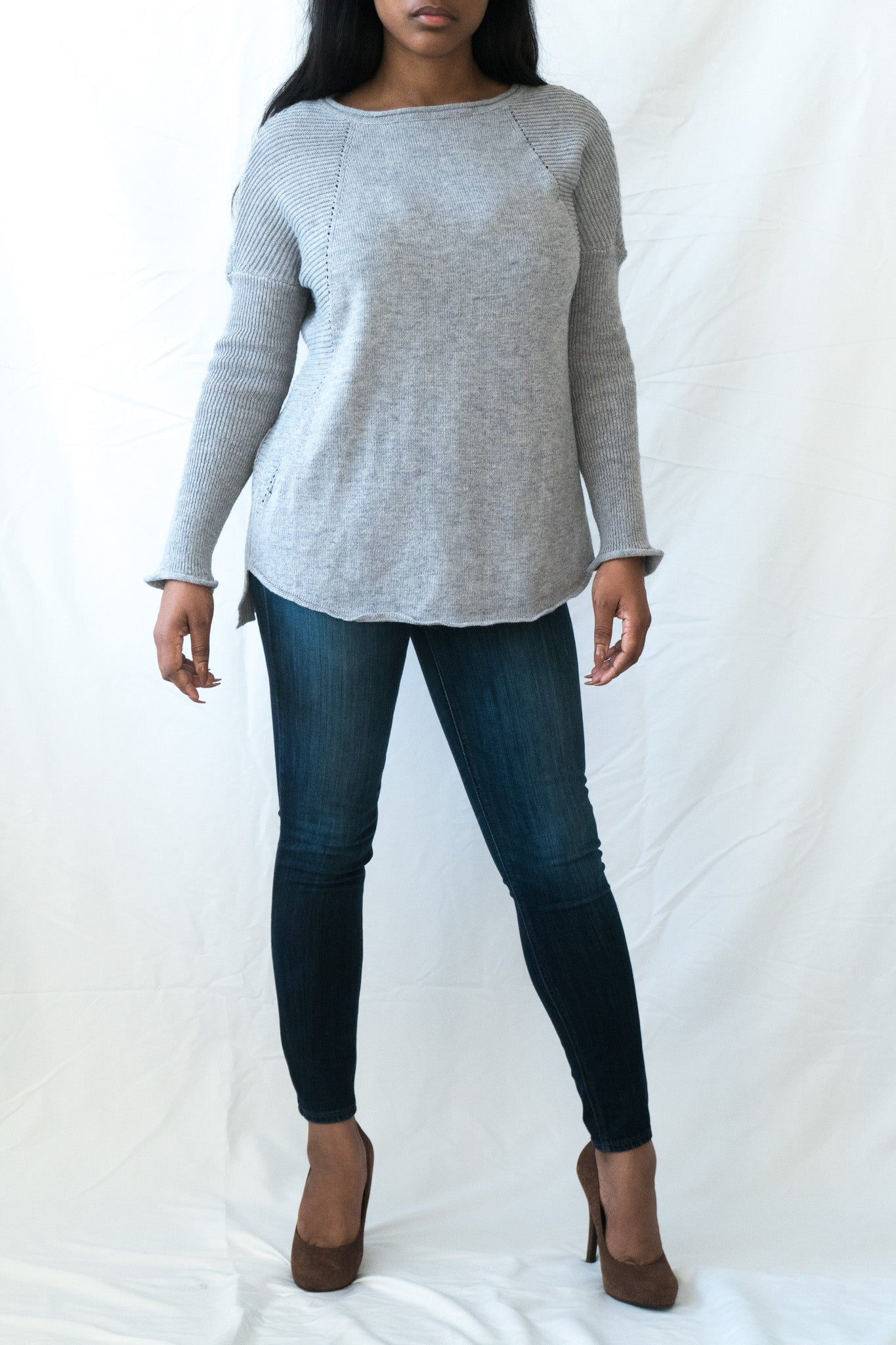 Your Favorite Knit Sweater - BLANK Wardrobe