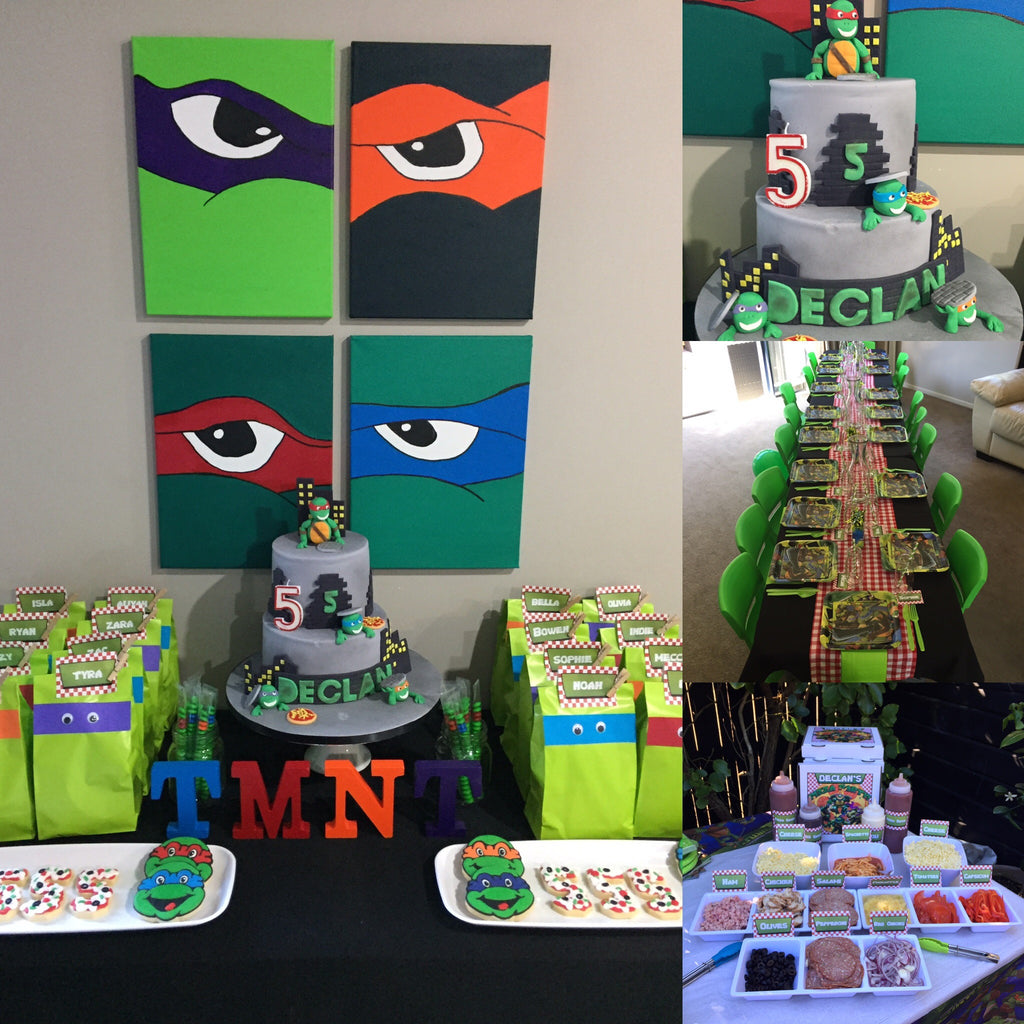 TMNT Party!