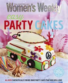 Easy Party Cakes by The Australian Women's Weekly