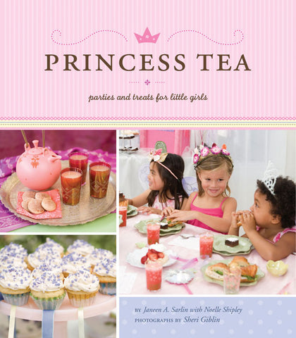 Princess Tea - parties and treats for little girls