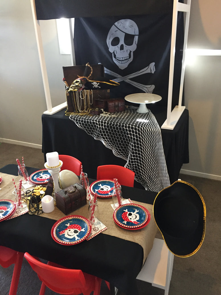 Premium Pirate Party Package