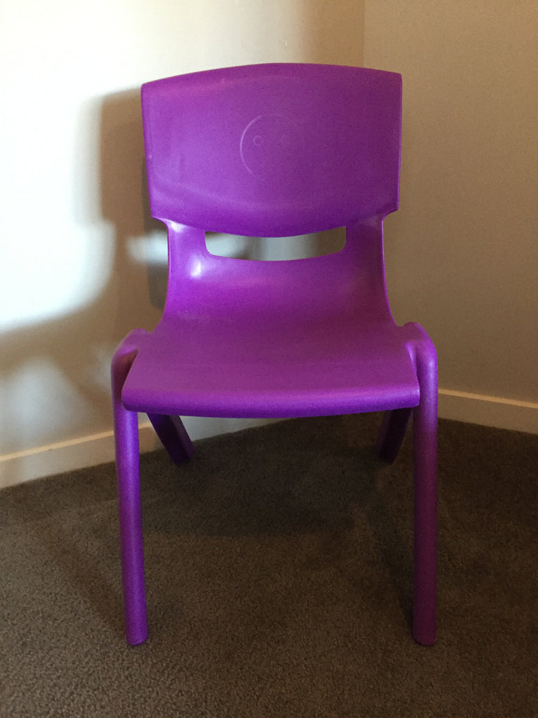 Purple Chairs