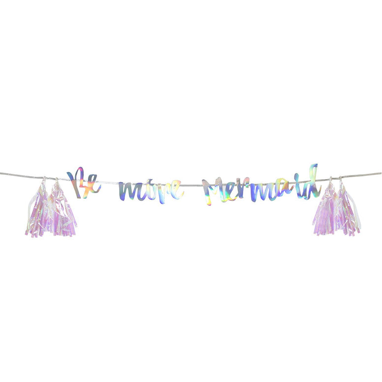 We Heart Mermaids Garland