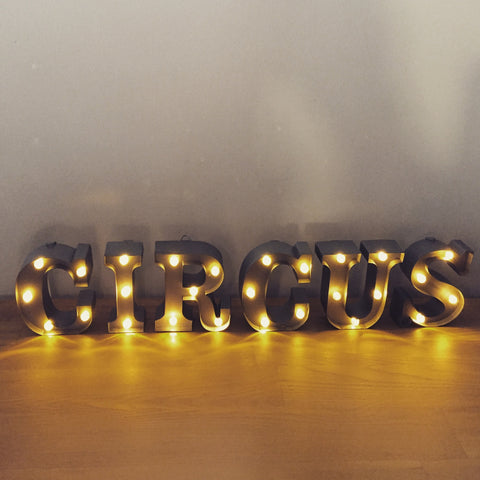 Circus Marquee light