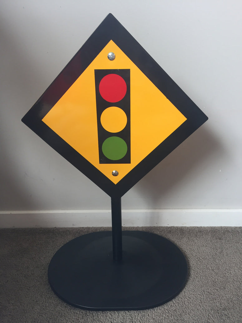 Traffic Light Sign
