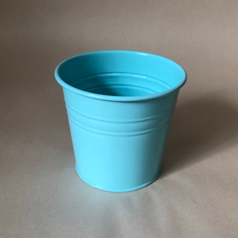 Turquoise Pot