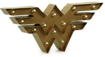 Wonder women Marquee light