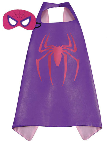 Spidergirl Cape and Mask