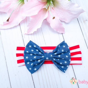 Fourth Of July Baby Headband