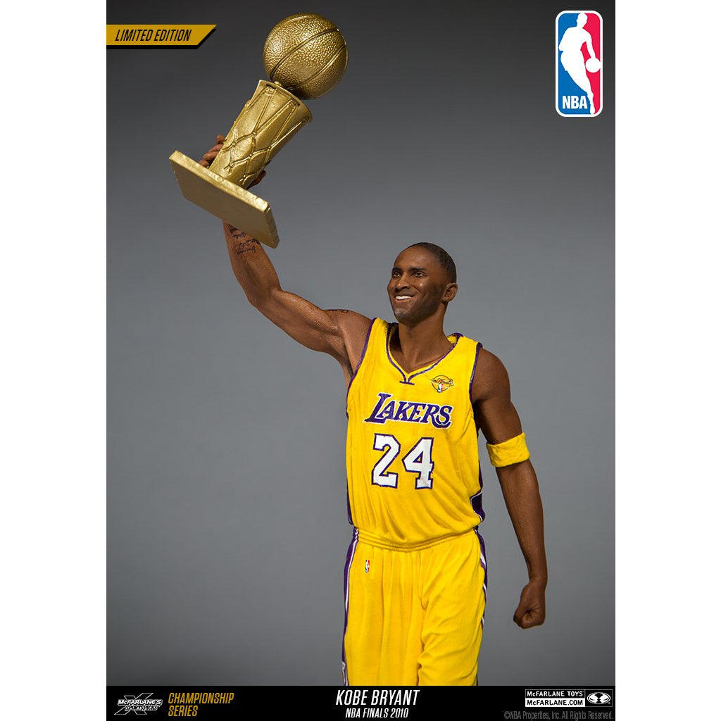 3e94bf86d80 Limited Edition NBA Finals 2010 Kobe Bryant figure - otkworld